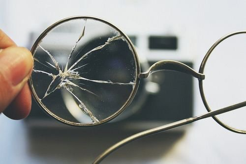 Harry Potter and the Broken Glasses
