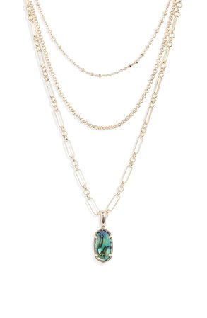 Kendra Scott Ellie Layered Necklace | Nordstrom
