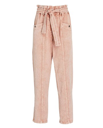 Sea Betty Paperbag Jeans | INTERMIX®