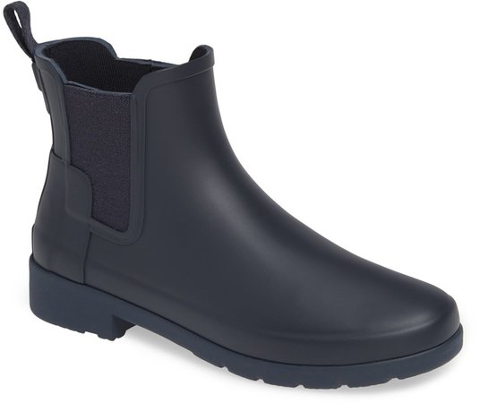Refined Chelsea Boot