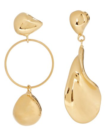 MOUNSER Lunar Mismatched Earrings | INTERMIX®