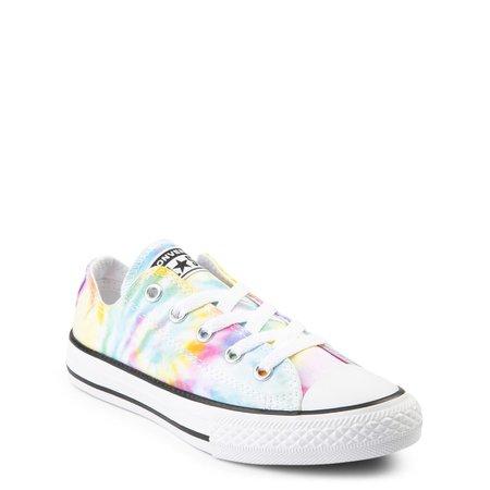 Converse Chuck Taylor All Star Lo Tie Dye Sneaker - Little Kid - Multi   Journeys