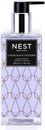 Cedar Leaf & Lavender Liquid Soap