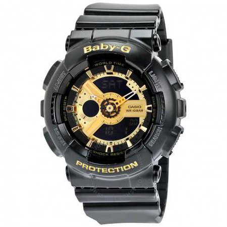 Baby-G: Black Watch