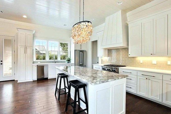 white kitchen cabinets with grey countertops – nicheshop.info