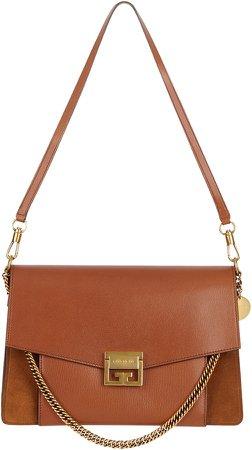 Medium GV3 Leather Crossbody Bag