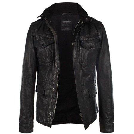 Seville Men's Leather Jacket