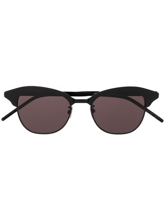 Saint Laurent Eyewear Cat Eye Sunglasses - Farfetch