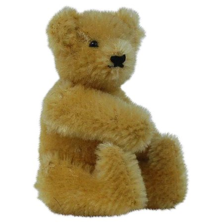 1950's Steiff 3' Blond Jointed Teddy Bear : Fun City | Ruby Lane