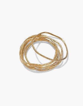 Soko Nyundo Stacking Bracelet Set