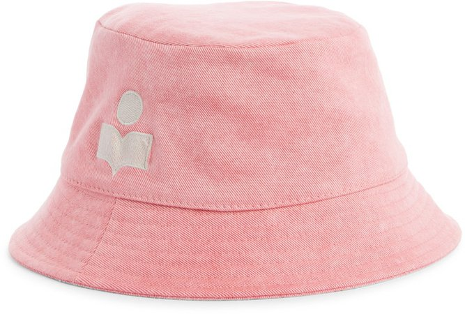 Haley Logo Bucket Hat
