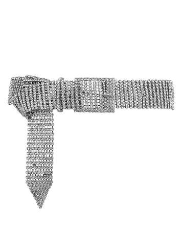 B-Low The Belt | Farah Crystal Buckle Belt | INTERMIX®