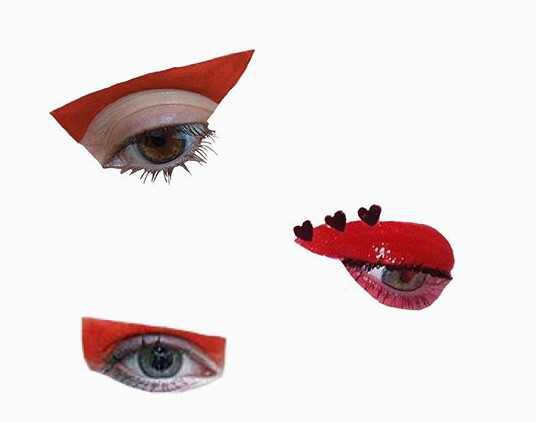 Eyes 10 @polyvorenomore PNG Collection