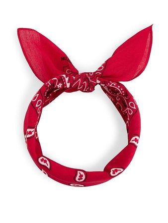 bandanna headband