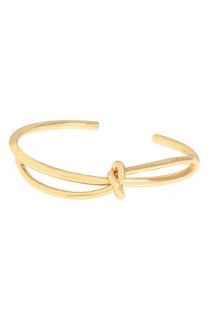 ALLSAINTS Knot Twist Bracelet | Nordstrom