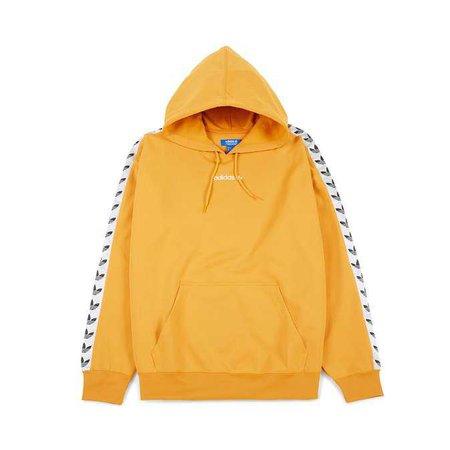 yellow hoodie adidas original