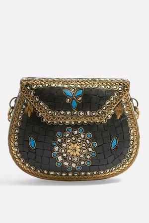 Mosaic Box Bag - Bags & Wallets - Bags & Accessories - Topshop USA