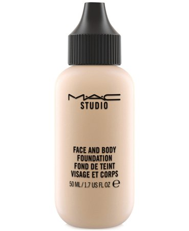 3 Foundation MAC Studio Face and Body c1 Foundation & Reviews - Foundation - Beauty - Macy's