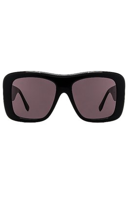 my my my Freddy Sunglasses in Black | REVOLVE