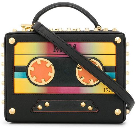 Berlin Cassette tote bag