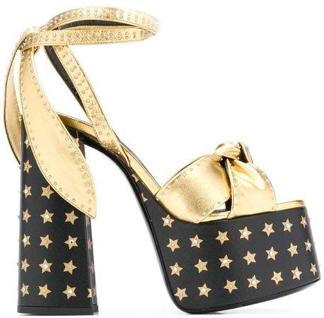 Paige platform sandals