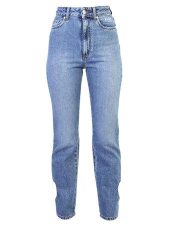 MSGM MSGM Denim Jeans - Blue - 11126818 | italist