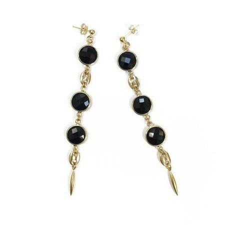 Earrings | Shop Women's Gold Plated Drop Earring at Fashiontage | b0e6336a#1
