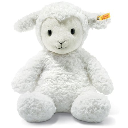 "Steiff Large Fuzzy Lamb Stuffed Animal, 15"" - Classic Stuffed Animals - Hallmark"
