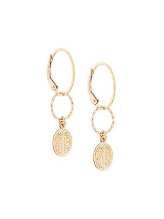 Petite Grand Byzantine Earrings | Farfetch.com