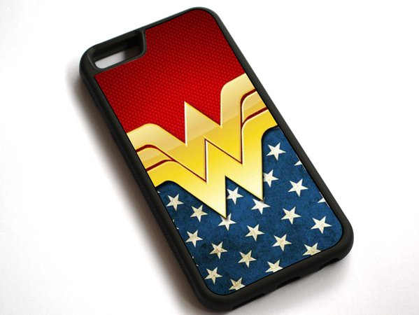 Cartoon Wonder Woman TPU Case Cover For and 50 similar items