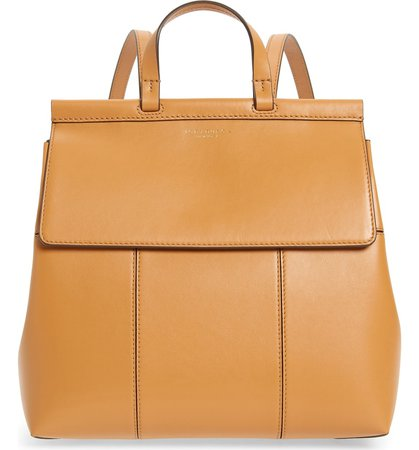 Tory Burch Block T Leather Backpack | Nordstrom