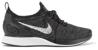 Air Zoom Mariah Flyknit Sneakers - Black