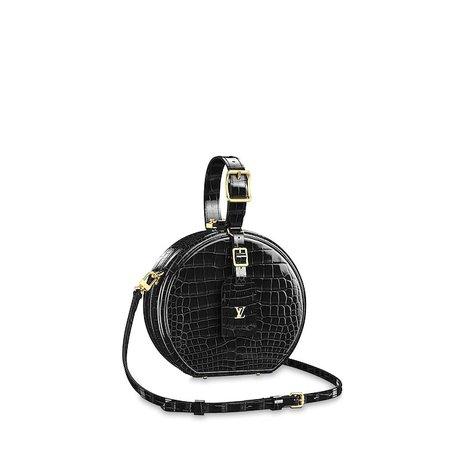 Women's Luxury Leather & Canvas Top Handle Bags - LOUIS VUITTON ®
