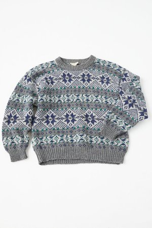 Urban Renewal Recycled Fair Isle Sweater | Urban Outfitters