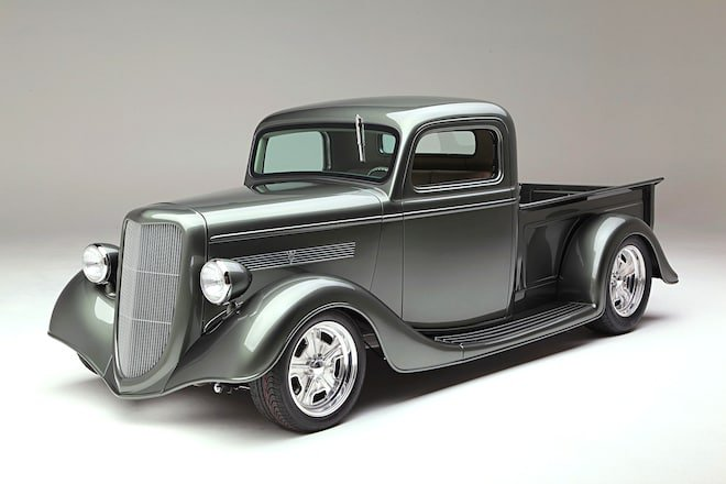 Fresh 81-year-old Ford Pickup - Hot Rod Network