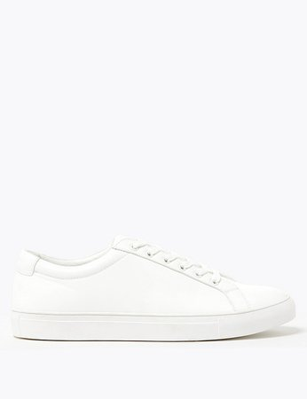 Lace-Up Trainers | M&S Collection | M&S