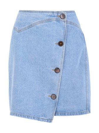 Nanushka Denim Skirt