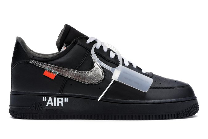 Air Force 1 '07 Virgil x MoMA (No Socks) - AV5210-001