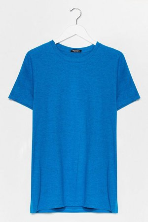 Face the Facts Oversized Tee | Nasty Gal