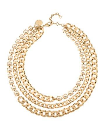 Rebekah Price Charlotte 3-Chain Necklace