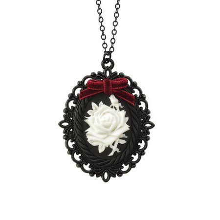 Dark Romance Necklace