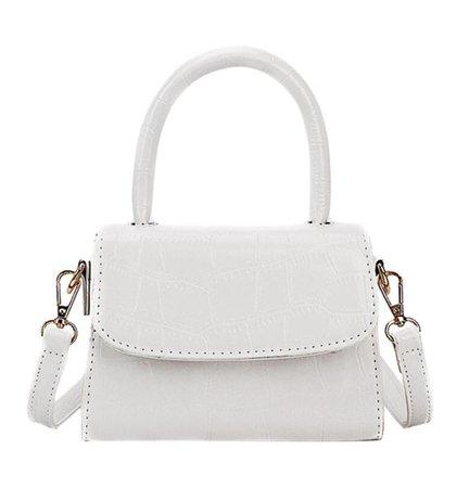 white CUTIE bag - MGS