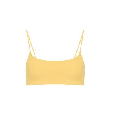 Jade Swim - Muse bikini top | Mytheresa