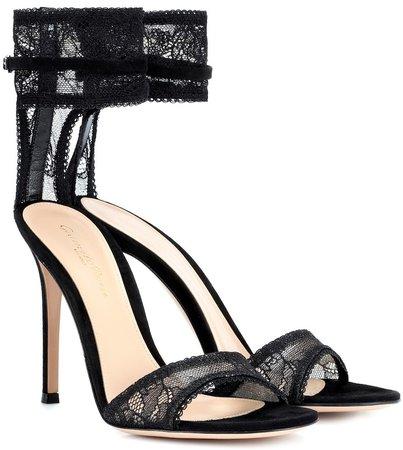 Erin lace sandals