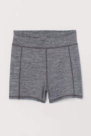 Short Shorts - Gray