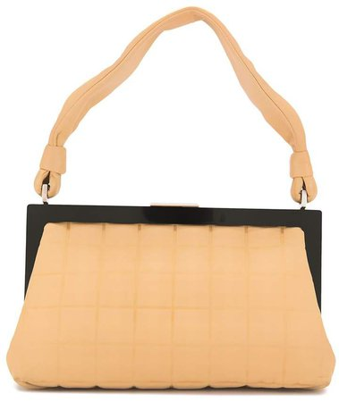Pre-Owned 2002 Choco Bar shoulder bag