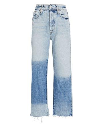 MOTHER The Rambler Straight-Leg Jeans | INTERMIX®