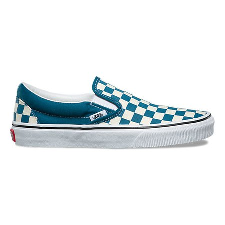 Checkerboard Slip-On | Shop At Vans