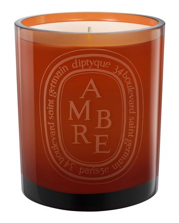 Diptyque Amber Scented Candle, 10.5 oz.
