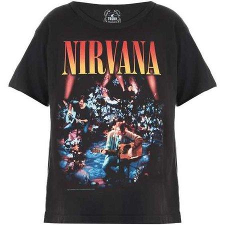 DASH Trunk Ltd. Nirvana Unplugged Tee